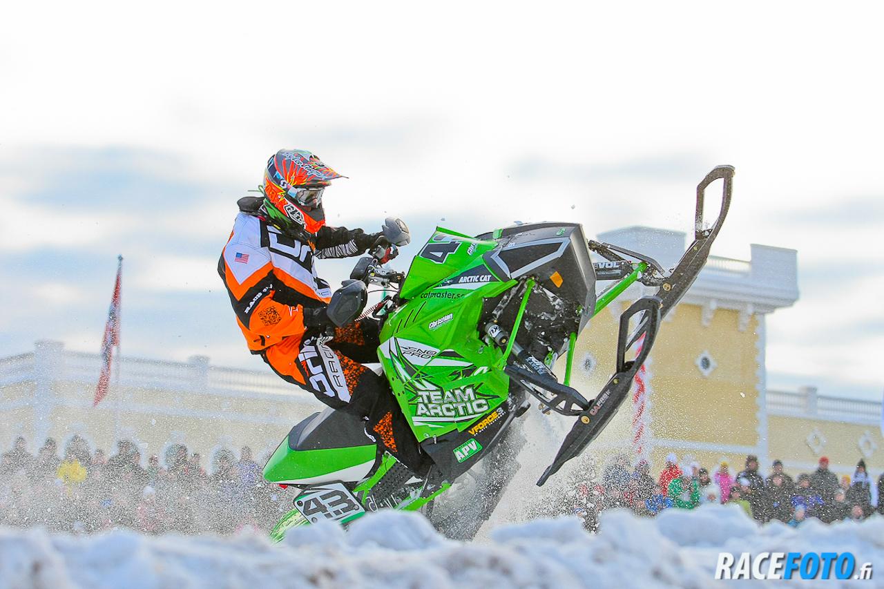 Tuuri Snowcross 2013