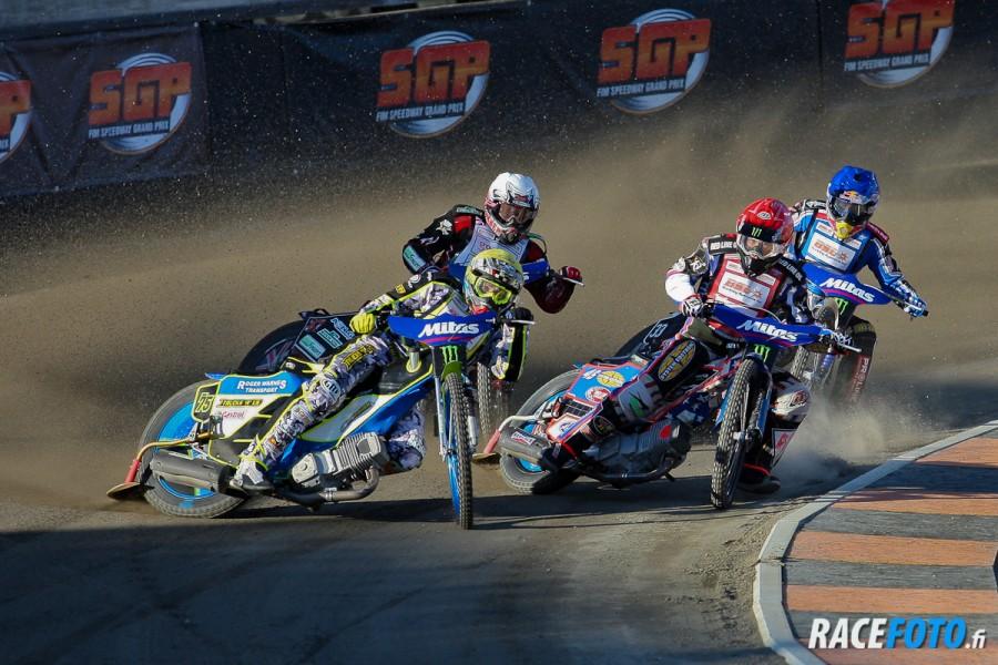 Speedway Grand prix 2014 Ratinan stadion